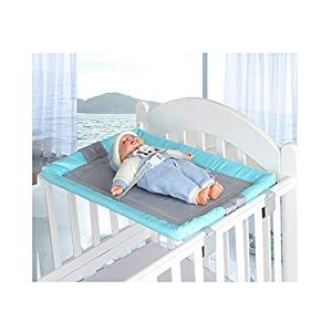 Miyaou Universal Baby Cot Top Changer 70x45 Cm Portable Baby Changing Table 5 Colors Planalanger Blue Baby Changing Tables Toddler Bed With Storage Baby Nest Bed