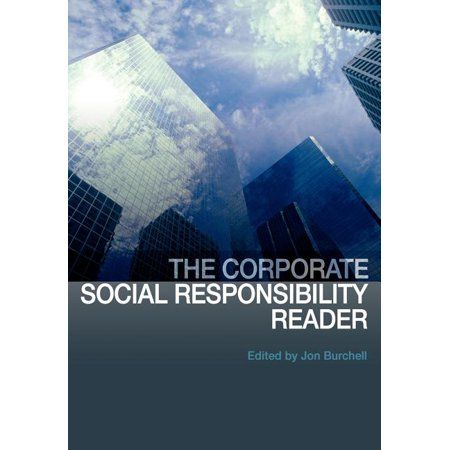 The Corporate Social Responsibility Reader : Context & Perspectives (Paperback)