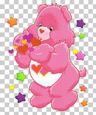 Care Bears Classic Plush Pink Care Bears Plush Care Bears Stuffed Animals Plush Stuffed Animals
