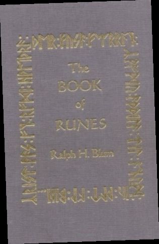 Ebook Pdf Epub Download The Book Of Runes By Ralph H Blum Viking Runes Runes Books