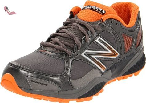 buy online 1dda1 a8fdd New balance MT1110OR, Chaussures de running homme, Orange - Orange  (ORANGE BLACK 17), 43 - Chaussures new balance ( Partner-Link)