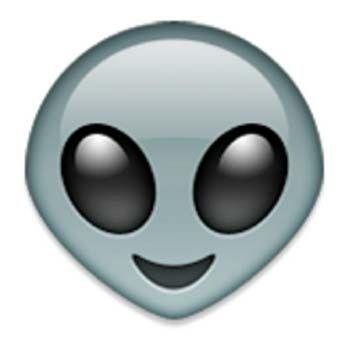 26 Emoticonos Que No Estás Usando Bien Alien Emoji Emoji Ios Emoji