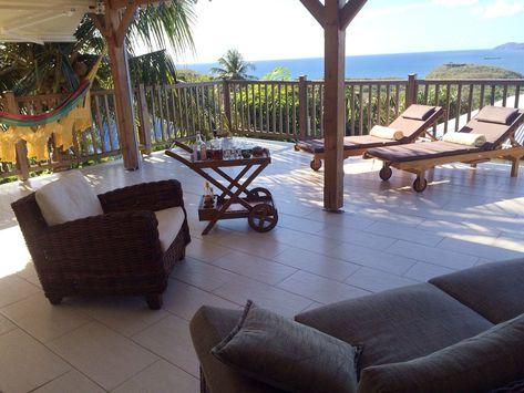 Charmante Villa Wi Fi Grande Terrasse Superbe Vue Mer Et