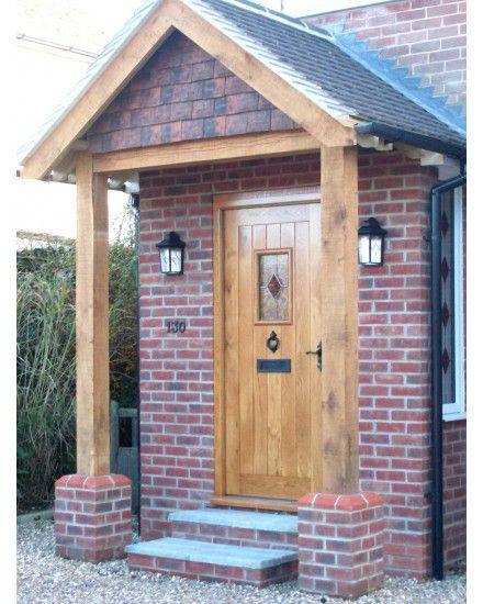 Ox Bow External Solid Oak Door Solid Oak Doors Oak Front Door Oak Doors