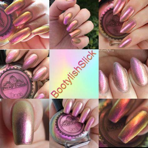 POP Polish The Full Oil Slick 360 Pastel Edition MultiChrome | Etsy