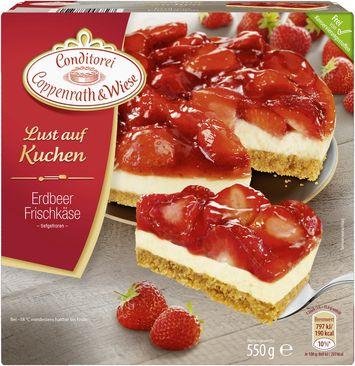 Coppenrath Wiese Erdbeer Frischkase Kuchen Kuchen Und Torten Kuchen Und Torten Rezepte Lebensmittel Essen