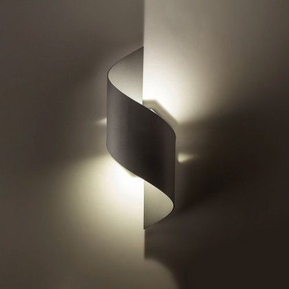 Helix Wall Lamp By Modern Forms Arredamento Ingresso Casa Arredamento In Ferro Arredamento Ingresso