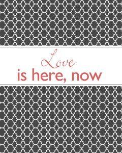 Love quatrefoil printable - savedbylovecreations.com