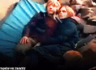 Rupert Grint and Emma Watson Wallpaper: emma