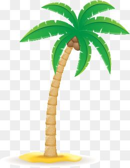 Coconut Tree Png Images Vector And Psd Files Free Download On Pngtree Coconut Tree Coconut Tree