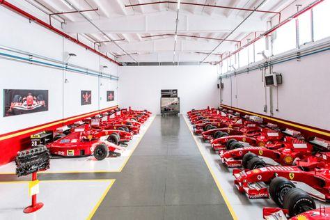 A Look Inside Ferrari S Factory In Maranello Italy Maranello Ferrari Italy