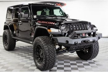 2018 Jeep Wrangler Rubicon Unlimited Jl Black Jeep Wrangler Rubicon Dream Cars Jeep Wrangler Rubicon