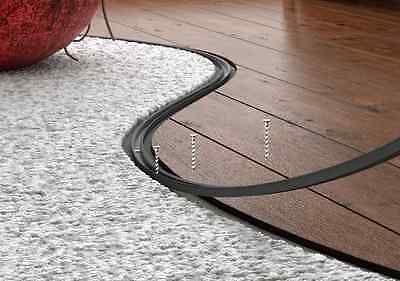 Flexible Flooring Profile Flex Line, Curved Transition Strip For Laminate Flooring