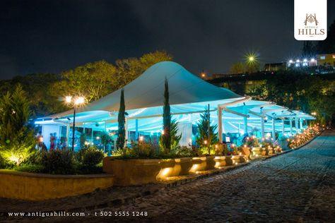 Antigua Hills Salones Y Jardines Para Eventos Sociales Metal