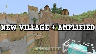 Minecraft Xbox One / PS4 - AMPLIFIED TAIGA SEED (TU47) | Seeds