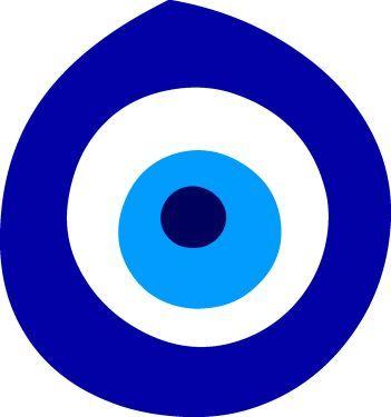 Nazar Boncugu Vektor Eps Kostenloser Download Logo Icons Clipart Symbols And Meanings Evil Eye Esoteric Symbols