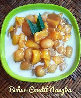Bubur Candil Nangka Resep Makanan Makanan Dan Minuman