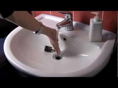 Desatascar lavabo