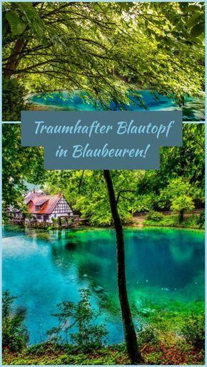 Sehenswurdigkeiten In Blaubeuren Urlaub Reisen Deutschland Urlaub Reisen