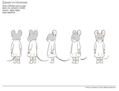 10 Ernest And Celestine Images Ernest And Celestine Celestine Character Design