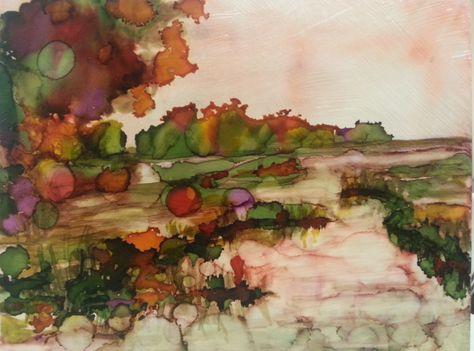 """Marsh Fall 4x4"""""""