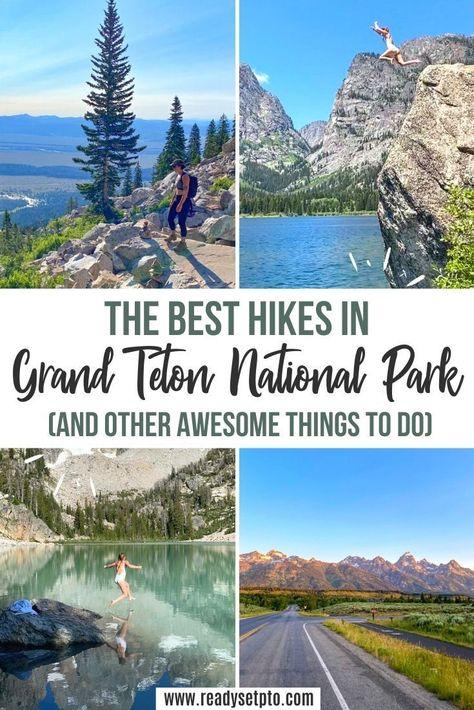 National Parks Usa, Grand Teton National Park, Yellowstone National Park, Glacier National Park Camping, Yellowstone Vacation, Badlands National Park, Best Hikes, Travel Usa, Travel Tips