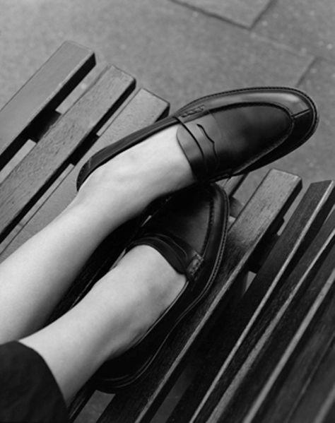 Margaret Howell loafers