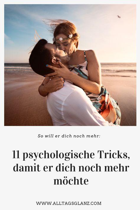 Gibt es Tricks, damit Männer einen noch mehr wollen? Dass sie sich noch schneller und intensiver in einen verlieben? Ja! - Liebe / Beziehung / Psychologie / Partnerschaft / Tipps / Tricks / Alltag / Ratgeber