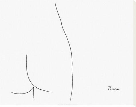 Pablo Picasso, Nude, 1931