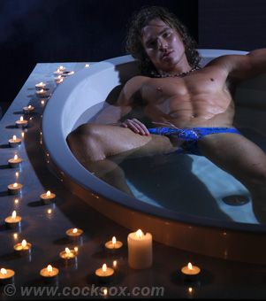 The night is good for a swim too...    http://www.cocksox.com/accessories/paisley_boyleg_brief#