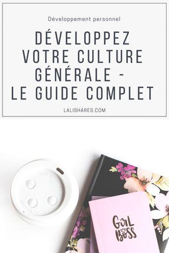 Comment Améliorer Sa Culture Générale : comment, améliorer, culture, générale, Épinglé