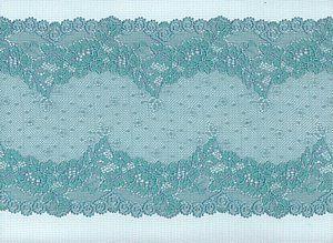 Elastische Spitze, Blaustein mit gleichfarbigen Blüten