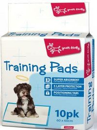 Yours Droolly Training Pads Free Post We Know Pets