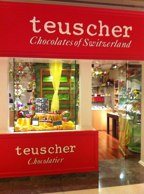 Teuscher Chocolate-Switzerland - Seems pricey but could be worth it.