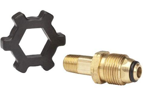 Mr Heater F273762 Propane Fitting Solid Brass