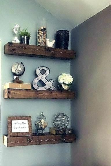 Shelf Decorating Ideas Living Room Wall Shelf Decor Download Wall