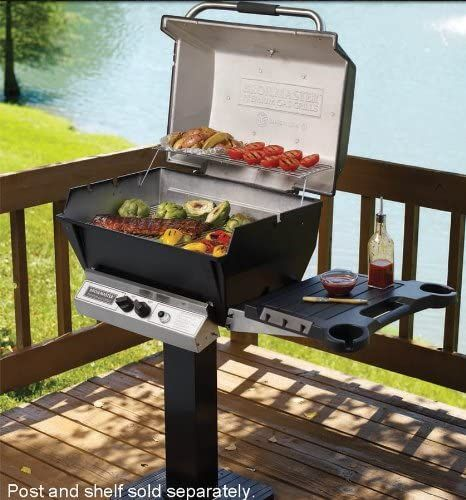 Broilmaster H4xn Deluxe Gas Grill With Stainless Steel Grids Liquid Natural Gas In 2020 Gas Grill Grilling Gas