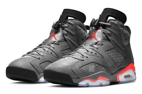 new style 53683 944f9 Air Jordan Retro 6 PSG | shoes in 2019 | Air jordans ...