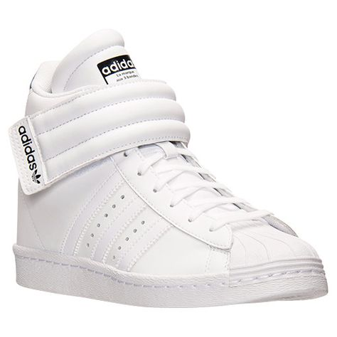 9e1934e2739d Women s adidas Superstar Up Strap Casual Shoes - S81351 WHT