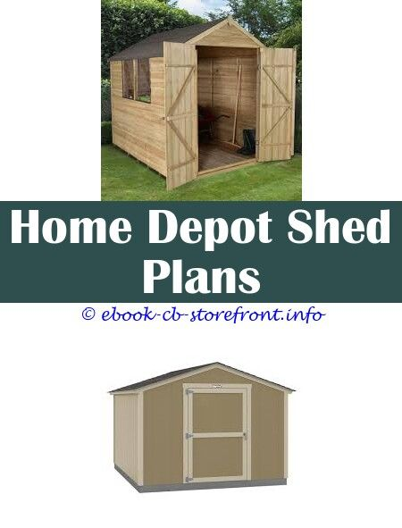 Pin Su Garage Shed Building Plans