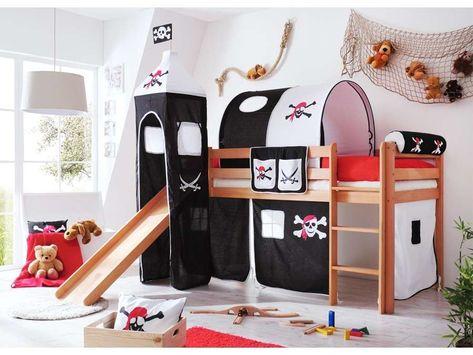 Letti Con Scivolo Per Bambini.Letti A Castello Con Scivolo Mobili Per Bambini Letti Per
