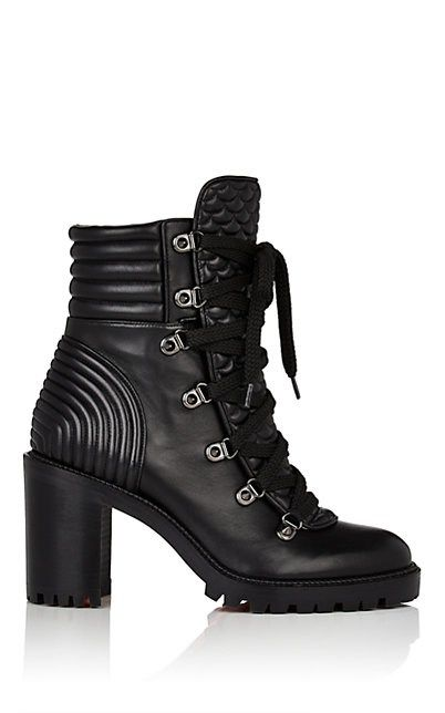 We Adore: The Mad Leather Boots from Christian Louboutin at