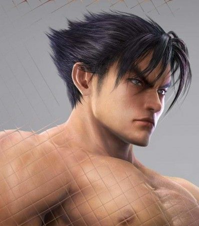 Jin Kazama Tekkencz Jin Kazama Jin First Time For Everything