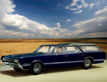 1966 Oldsmobile Vista Cruiser Custom 3865 Con Imagenes Autos