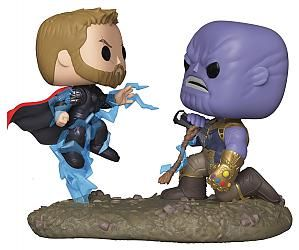 Thanos Pop Avengers Infinity War Thor Vs Vinyl Figure Movie Moments