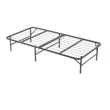 Home Twin Size Bed Frame Foldable Bed Metal Beds