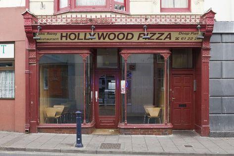 Pier Street Aberystwyth Hollywood Pizza In 2019