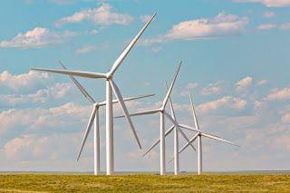 Development of wind energy technology