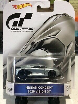 Hot Wheels Nissan Concept 2020 Vision Gt Gran Turismo Entertainment Series Affilink Entertainment With Images Nissan Turismo Hot Wheels