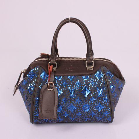 Louis Vuitton Fall Winter 2012 Show Baby M40794 Blu